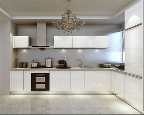 Small Galley Kitchen Designs by Modern And Stylish Aluminum Kitchen Cabinet