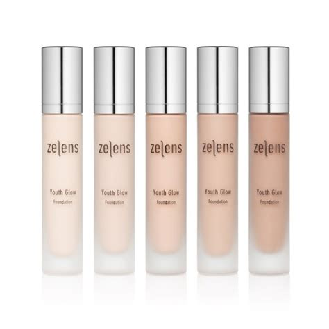 Foundation Glow Glowing Zelens Youth Glow Foundation 30ml Free Delivery