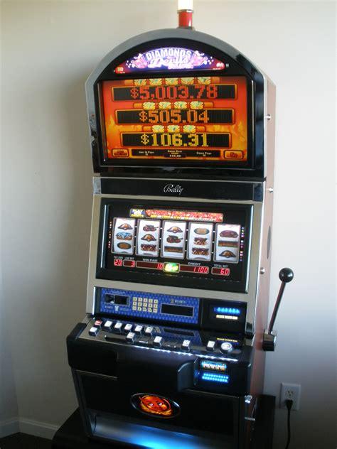bally diamonds devils deluxe  slot machine  top bonus monitor  sale gamblers