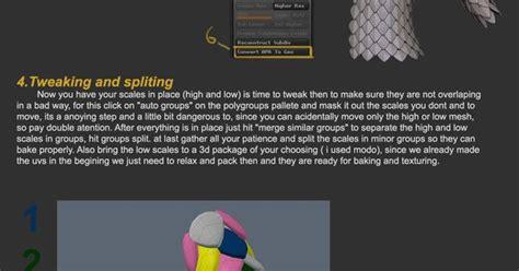 zbrush qremesher tutorial artstation art3mis leonardo p nogueira utility