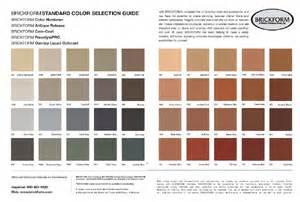 brickform color hardener sealant depot brickform color hardener