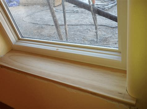 Wood Sill Casa De Kp3 A Work In Progress December 2011