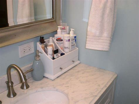 Bathroom Organizer Ideas by Simple Bathroom Vanity Organizer Top Bathroom