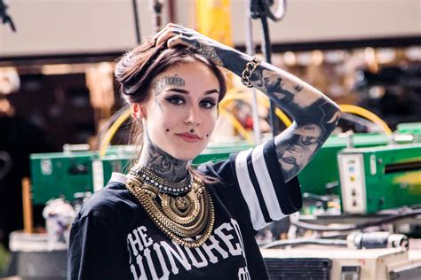 tattooed babe tattooed models are a day with monami the