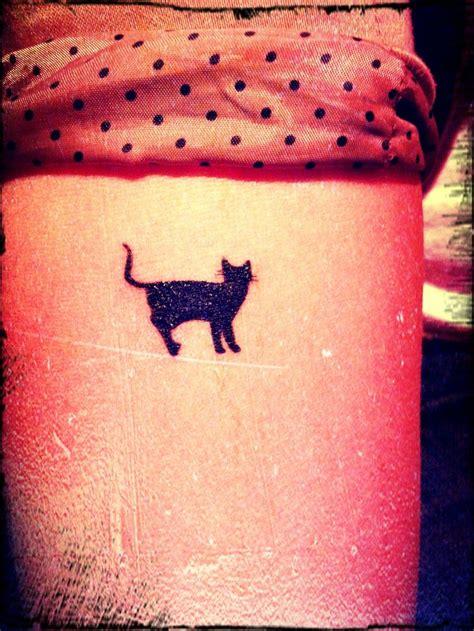 cat tattoos small best 25 small cat tattoos ideas on cat