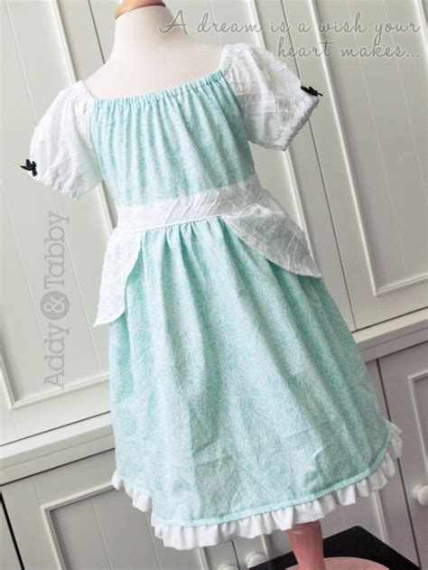 Handmade Cinderella Dress - handmade cinderella everyday princess boutique