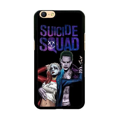 Casing Hp Oppo A39 Squad X4493 jual flazzstore squad joker harley vector z3886 custom casing for oppo a57 or a39