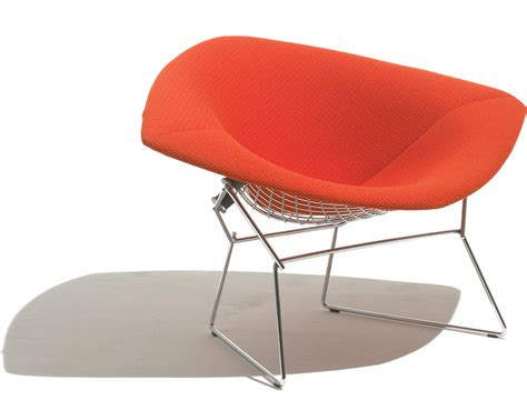 Bertoia Large Diamond Chair With Full Cover   hivemodern.com