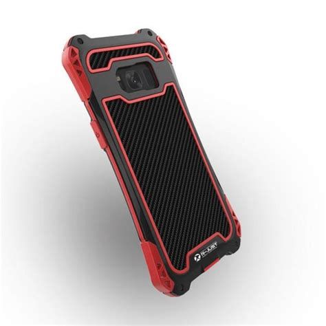 new carbon fiber suited armor aluminum shockproof w