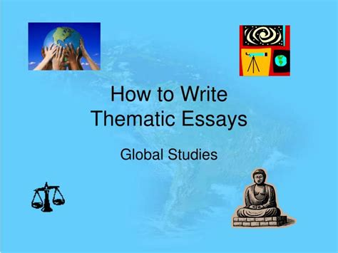 how to guide for thematic essays ppt download ppt how to write thematic essays powerpoint presentation