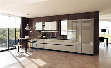 Cool Ultra Modern Kitchen By Scavolini Digsdigs Modern Kitchen Designs 2012