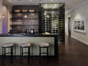 home bars room decor: michael molthan luxury homes interior design group modern wine