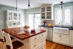 Old Farmhouse Kitchen Ideas Gourmet Antique Farmhouse Kitchen Other Metro By