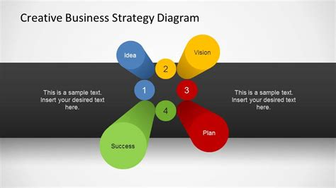 Creative Business Strategy Powerpoint Template Slidemodel Powerpoint Template Strategy