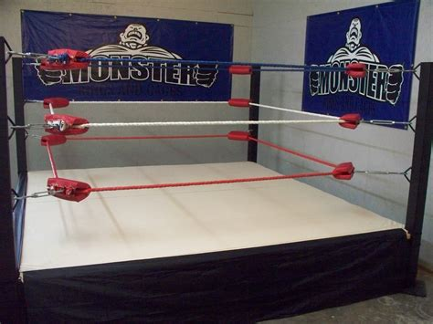 wwe ring bed for sale backyard wrestling ring