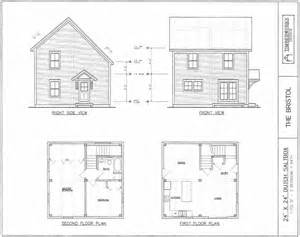 saltbox cabin plans post beam house plans and timber frame drawing packages