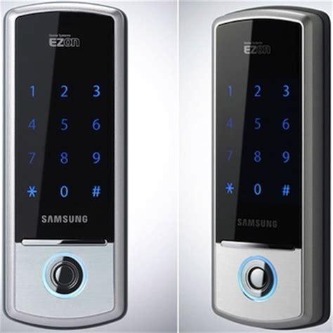 High Tech Door Knobs high tech door locks bob vila