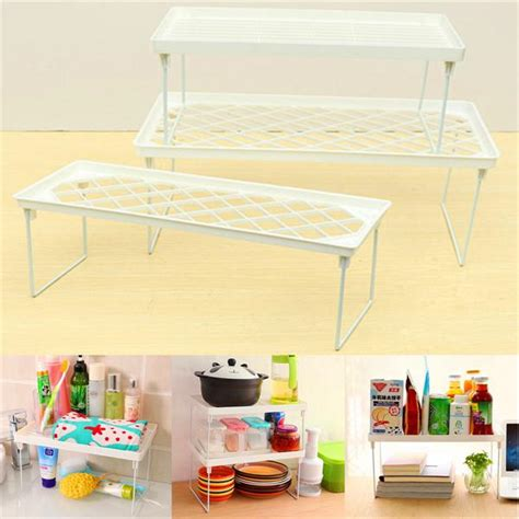 plastic shelves for bathroom plastic foldable storage racks home bathroom closet kitchen shelving shelf holders