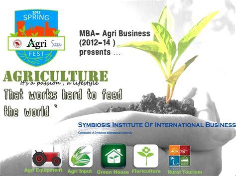 Agri Mba by Siib Hosts Unique Agribusiness Festival Agri