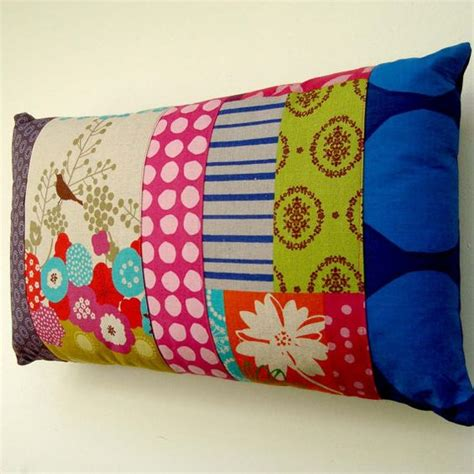 Patchwork Cushions - buy patchwork cushions kitsets patterns fabric and