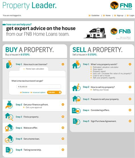 fnb housing loan technology moves to the residential property market moneyweb