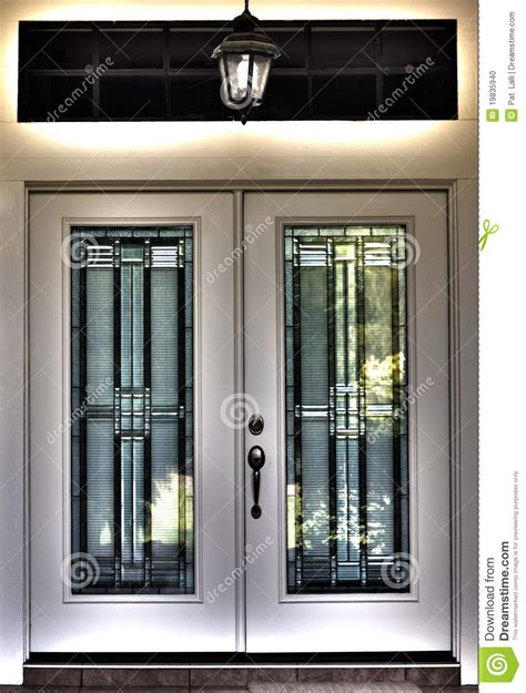 Front Porch Plans Free hdr surreal double front door stock photo image 19835940