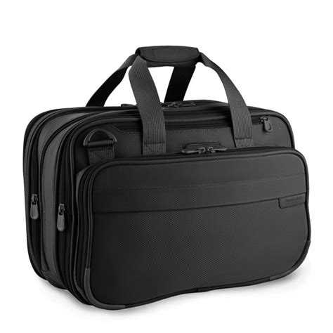 Briggs And Cabin Bag by Briggs And Baseline Expandable Cabin Bag 231x