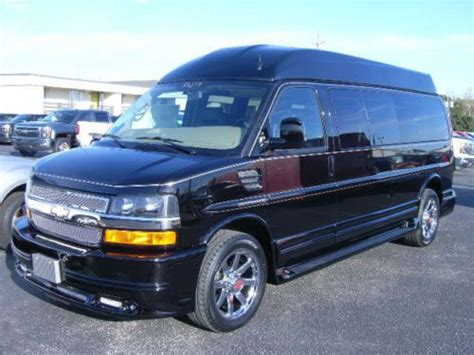 find new 14 chevy express southern comfort elite 9