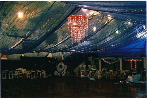 Gossamer Ceiling Decoration by Decorating The Ceiling With Fabric