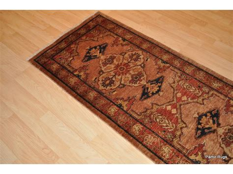 rug runners on sale on sale runner 10 ft handmade knotted quality vegetable dye 950