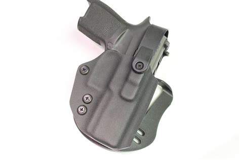 duty holsters with light duty holster non light laser bearing owb only