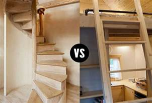 tiny house stairs amp ladders living big pinterest homes stair storage and loft