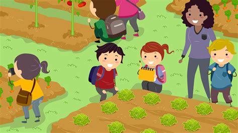 imagenes niños sembrando ventajas de tener un huerto escolar la huerta de ivan