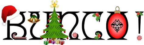 christmas cheer bunco set bunco ideas pinterest