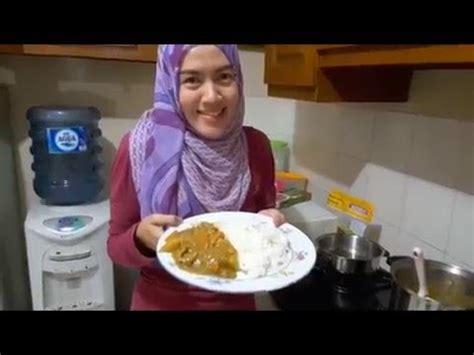 cara membuat anak versi indonesia cara masak kari jepang bahasa indonesia youtube