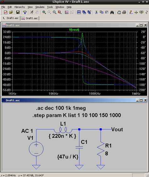 design criteria electrical engineering analog design criteria for an output lc filter