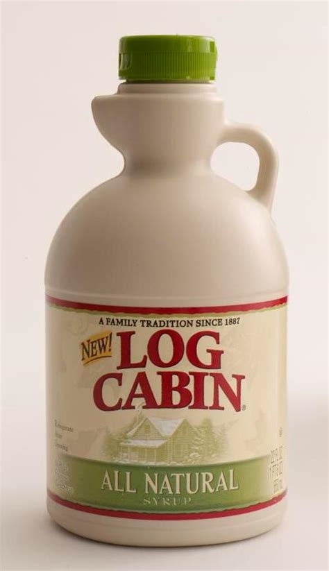 Log Cabin Giveaway - log cabin all natural pancake syrup review giveaway mommies with cents