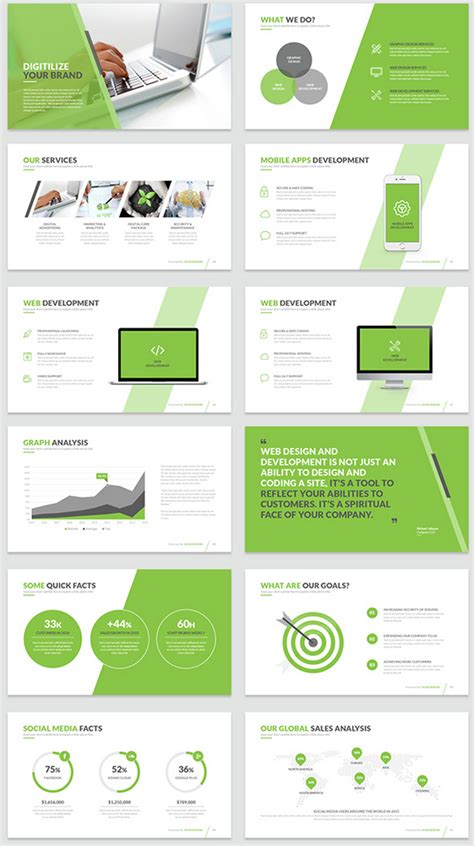 Boom 10 Backgrounds For Powerpoint You Can Use Right Now Company Profile Powerpoint Template