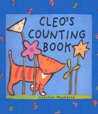 count the cowan series books cleo s counting book with height chart by stella