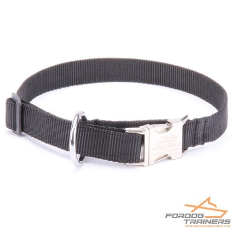 metal buckle collar collar with release metal buckle fordogtrainers turkey