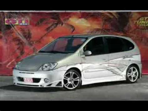 renault scenic 2005 tuning renault scenic 1998 2007 tuning youtube