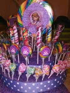 sofia the centerpiece 25 best ideas about lollipop centerpiece on