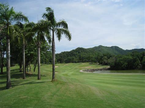 royal golf course royal ratchaburi golf club in river kwai kanchanaburi