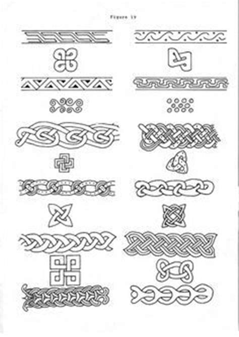 simple norse tattoo norse carving patterns nordic motives pinterest