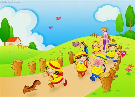 Wallpaper Animasi Anak | gambar gambar kartun wallpaper hp dunia high quality
