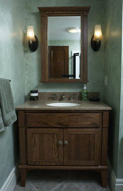 Half Bathroom Vanity 8 Awesome Design Ideas For Half Baths