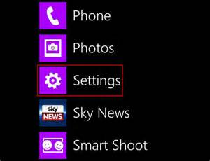 How do i set up my email account on my windows phone 123 reg
