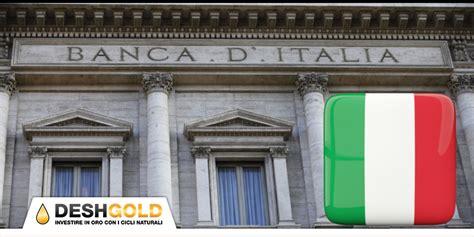 banca mondiale sito ufficiale riserve auree italiane ecco dove si trova l oro d italia