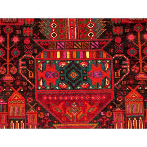 6 wool rug size 3 6 x 6 8 belouch wool rug from afghanistan