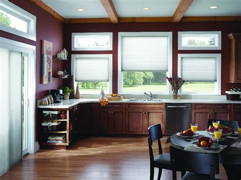 Kitchen Window Blinds by Kitchen Window Treatment Ideas 3 Blind Mice Window Coverings